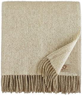 Linen & Cotton Manta Plaid para Sofá/Cama Columbus -
