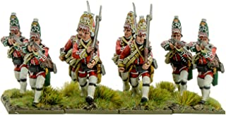 French Indian War: British Grenadiers