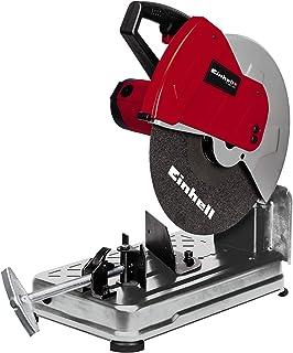 comprar comparacion Einhell TC-MC 355 - Tronzadora de Metales, Potencia 2300 W, 240 V, color Rojo