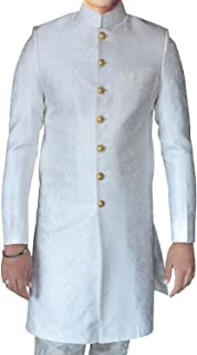 white colour jodhpuri suit