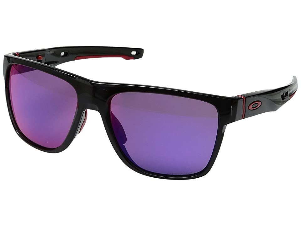 Oakley Crossrange XL (Black Ink w/ Prizm Road) Fashion Sunglasses