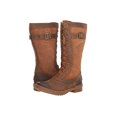 UGG Brystl Tall Boot (Chestnut) Women