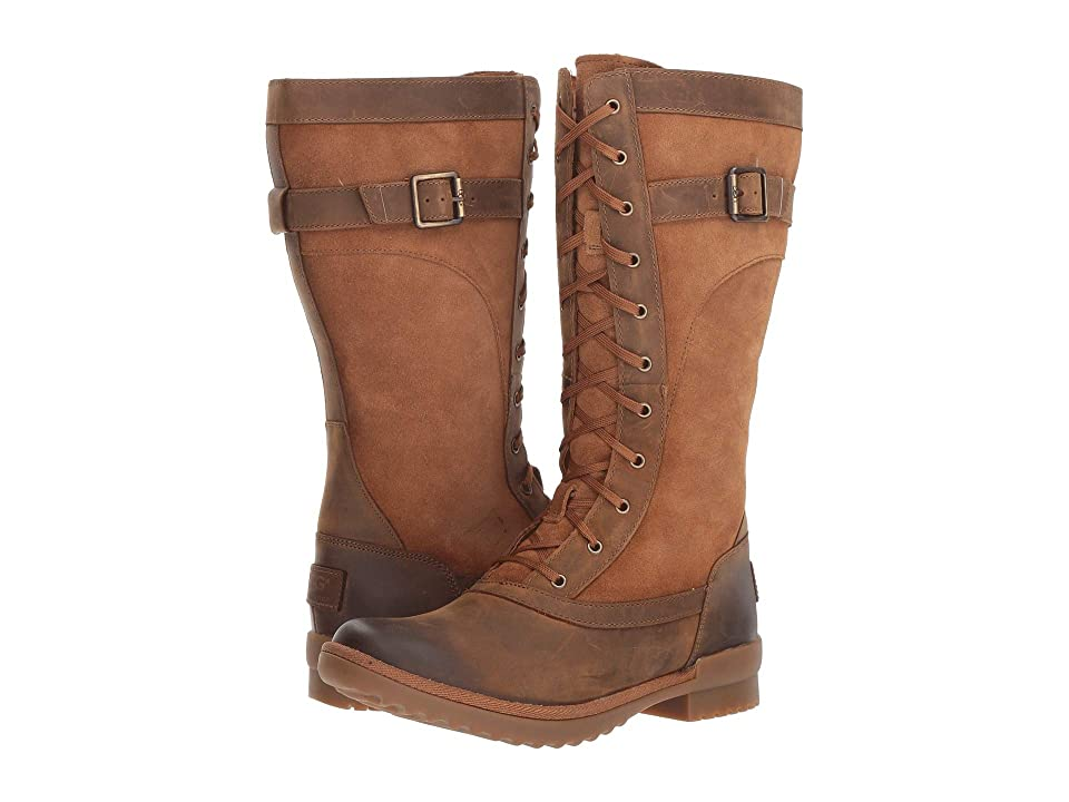UGG Brystl Tall Boot (Chestnut) Women