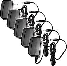 Best 12v 1a power adapter Reviews