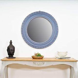 Vintage Round Mirror by DecoDiaries