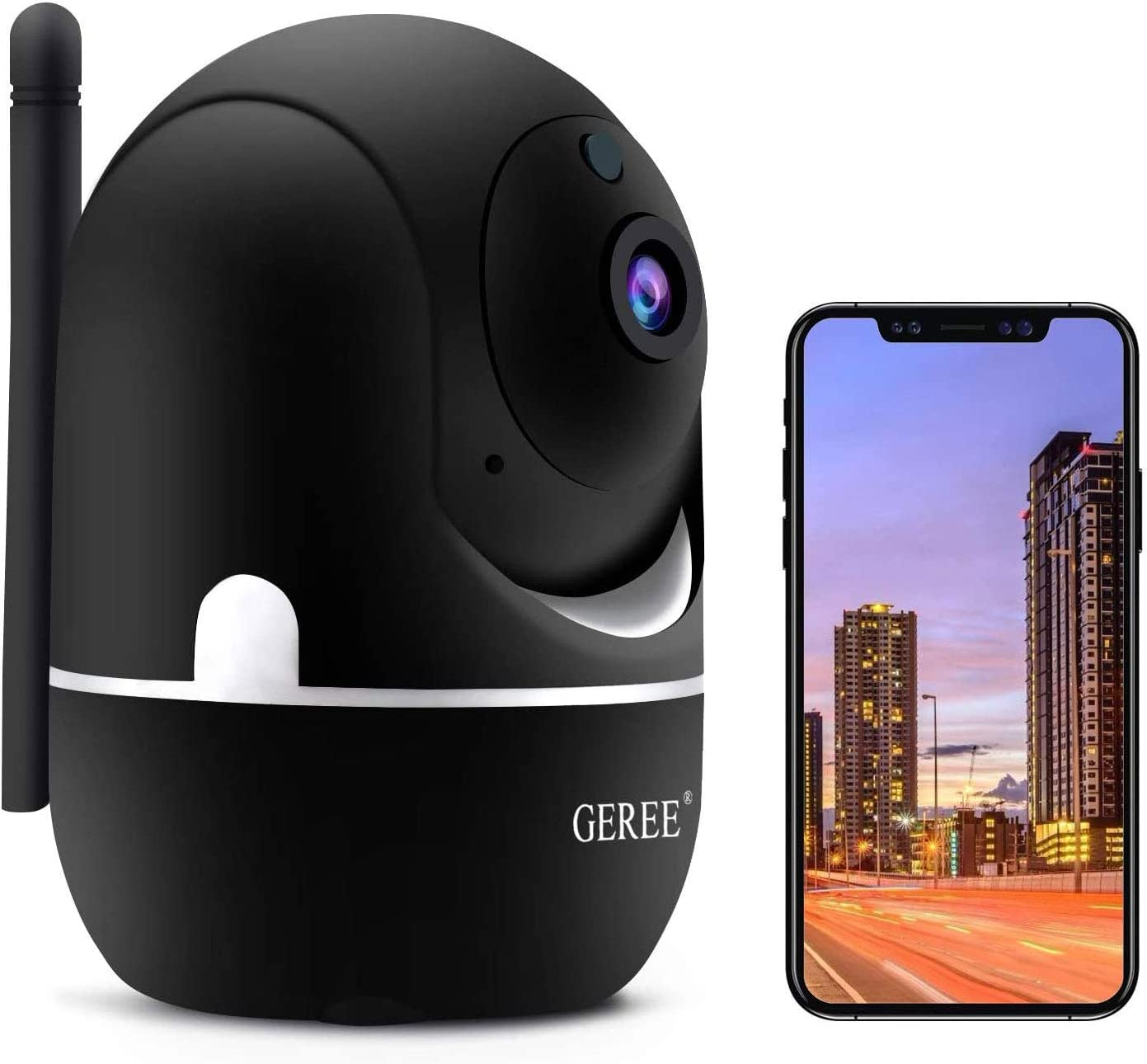 Wireless Security Camera Popular overseas GEREE Home 20 HD 1080P Shipping included