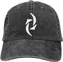 ErnestBates Halestorm Mens Womens Baseball Cap Baseball Hat Adjustable Cap for Outdoor Sports