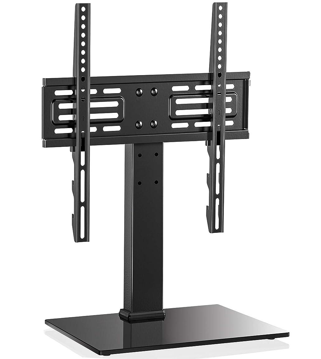 考古学テロペルセウスFITUEYES テレビスタンド 27~55インチ対応 壁寄せテレビスタンド テレビ回転台 高さ調節可能 TT103702GB
