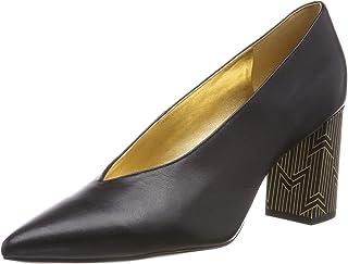 743a1139 Michael Kors Mkors Cambria Pump, Zapatos de tacón con Punta Cerrada para  Mujer