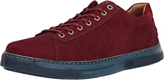 MARC JOSEPH NEW YORK Men's Leather Luxury Laceup Lightweight Technology Sneaker