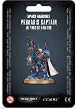 Games Workshop Warhammer 40,000 Space Marines Primaris Librarian in Phobos Armour