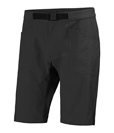 Helly Hansen Tinden Light Shorts (Ebony) Men