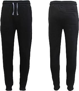 Zmart New Men's Unisex Fleece Lined Sweat Track Pants Casual Trackies Suit Slim Cuffed