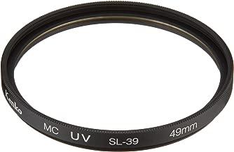 Kenko-Tokina 49mm UV (0) Multi-Coated SL-39 Optical Glass Filter - Made in Japan
