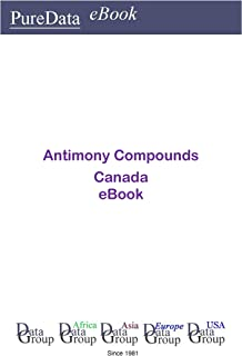 Antimony Compounds in Canada: Market Sales