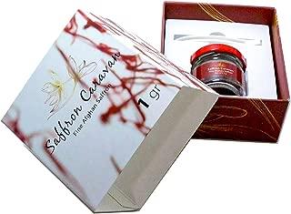 Fine Afghan Saffron (1 Gram)  Finest Premium Saffron Threads   100 % Pure – Handpicked from organic farms in Afghanistan   Unprecedented quality   Fascinating fragrance  Pleasant flavor