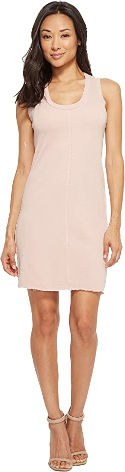 Lanston - Raw Edge Mini Dress