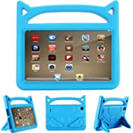 Fire 7 2017 Case, Fire 7 2015 Case,ANTIKE Light Weight Kids Shock Proof Stand Cover for Amazon...