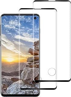ROVLAK Pellicola Vetro Temperato per Samsung Galaxy M20 Protetiva Schermo Durezza 9H 3D Full Screen Copertura Completa Anti-Graffo Protezione Elevata per Samsung Galaxy M20 Nero