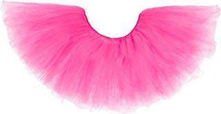 Dancina Girls Classic Ballet Tutu Poofy Organza Skirt Ages 2-7 & Big Girls 8-13