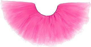 Dancina Girls Classic Ballet Tutu Poofy Organza Skirt Ages 2-7 & Big Girls 8-13