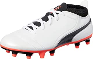 One 17.4 FG Jr Boys Soccer Boots/Cleats