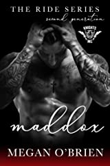 Maddox (Ride Series Second Generation Book 2) Kindle Edition