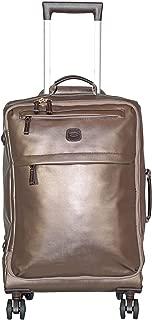 "Bric's X-Travel 21"" International Carry On Spinner (Metallic Bronze)"