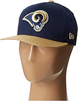 New Era NFL Baycik Snap 59FIFTY - Los Angeles Rams