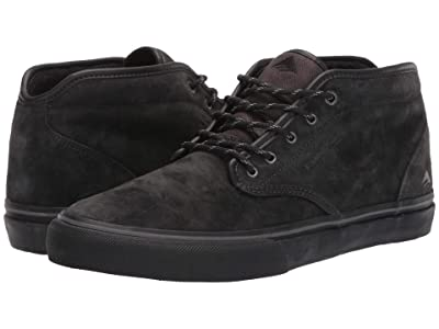 Emerica Wino G6 Mid (Dark Grey/Black) Men