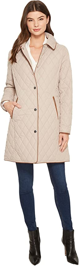 LAUREN Ralph Lauren - 3/4 Hooded Quilt
