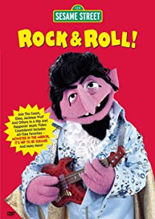 sesame rock and roll