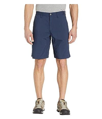 Mountain Khakis Stretch Poplin Shorts Relaxed Fit (Navy) Men