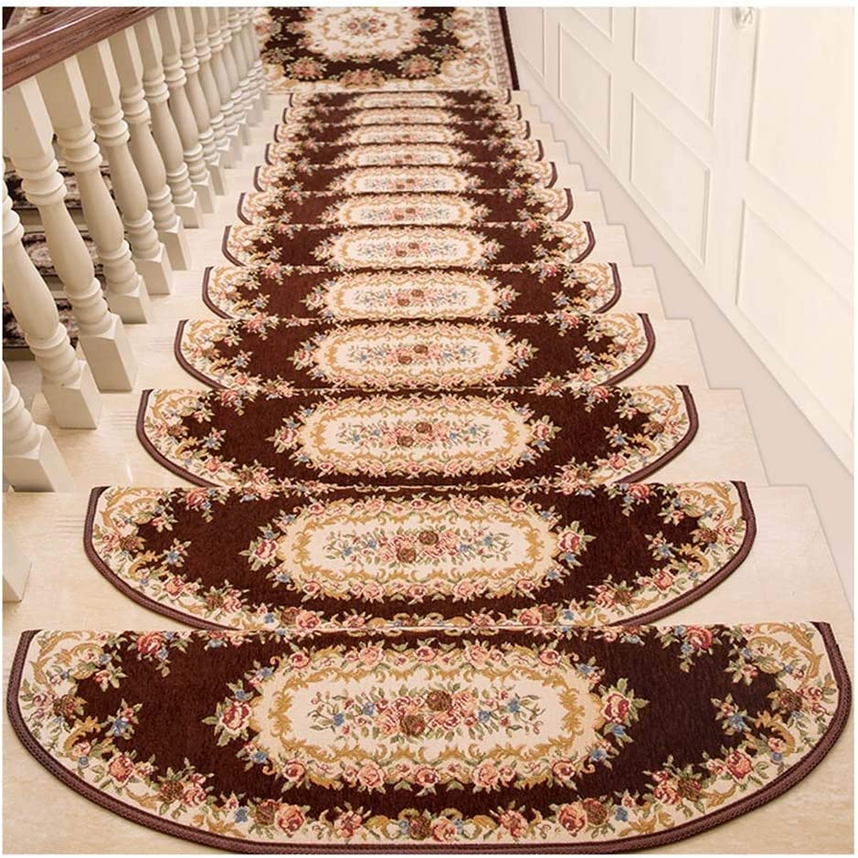 LIYUHOUZUONC Staircase Max 47% OFF Step Treads Self-Adhe A surprise price is realized Stair Carpet