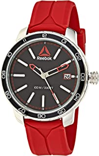 Reebok Sport Watch Analog Watch For Men - Rd-For-G3-S1Ir-Br, Quartz Movement