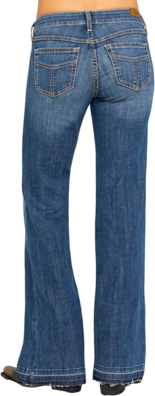 ARIAT Women's Medium Talia Trouser Blue 29 34