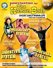 Jumpstarters for the Human Body, Grades 4-8+: Short Daily Warm-Ups for the Classroom