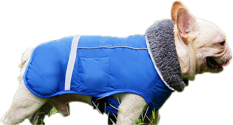 Dog Clothes Winter Waterproof Outdoor Pet Dog Jacket Thicken Warm Dog Coat for Small Medium Large Dog Adj