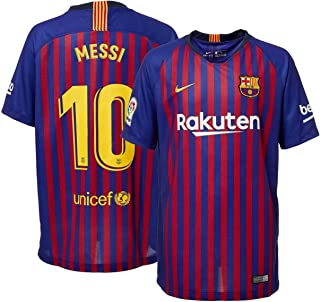 Barcelona 2018/19 Home Replica Player Jersey