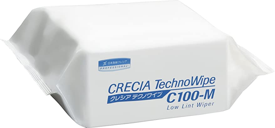 気楽な港冒険家日本製紙クレシア クレシア テクノワイプC100-M
