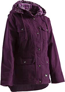 berne flannel lined jacket