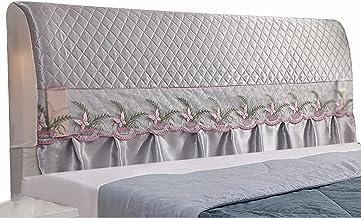 Modern Headboard Cover Dustproof Bed Head Cover Soft Bed Back Protector Backrest Headboards Slipcover for Home Bedside Dec...