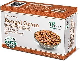 Happy Herbal Care Bengal Gram Natural Soap 75G