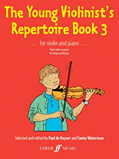 The Young Violinist's Repertoire Book 3