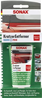 SONAX SCRATCH REMOVER (75 ml) - For all plastic, acrylic, and Plexiglas surfaces | Item-No. 0305000-544