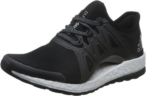Adidas Pureboost Xpose, Chaussures Chaussures de Course Femme  au prix le plus bas