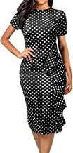 Best ladies black and white dresses Reviews