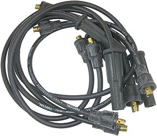 Tracker Swift// 1992-1998 Suzuki Sidekick L4 1.6L// 1995-1997 Pontiac Sunrunner for 1998 Chevy Metro Suzuki Esteem 5PC Set Ignition Spark Plug Wires 7mm Bodeman