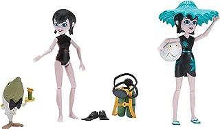 Hotel Transylvania Figure 2-Pack, Spooky Scuba & Monster Cruise Mavis