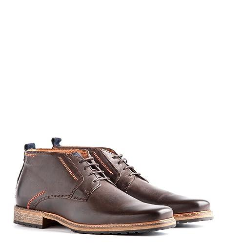 Travelin  London Leder Chukka Boots   Business Schuhe mit Schnürsenkel   In  vielen Farben ec2c6d7213
